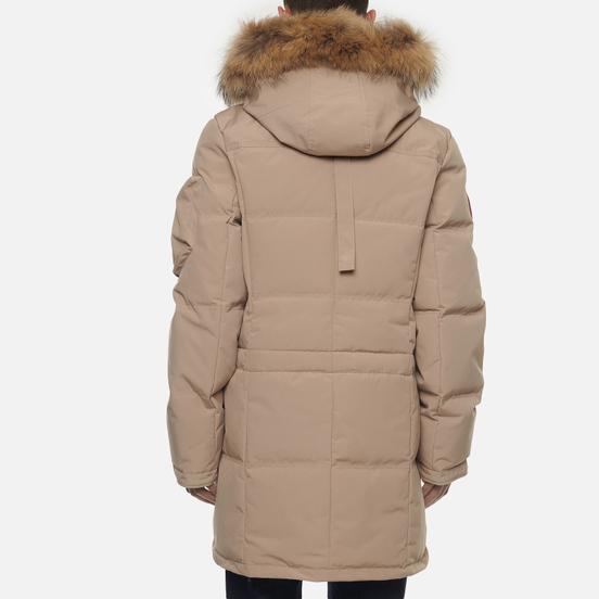 Мужская куртка парка Arctic Explorer Neft Sand