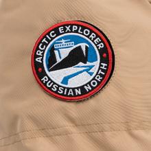 Мужская куртка парка Arctic Explorer Neft Sand фото- 7