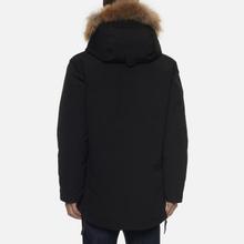 Мужская куртка парка Arctic Explorer Polus Black фото- 4