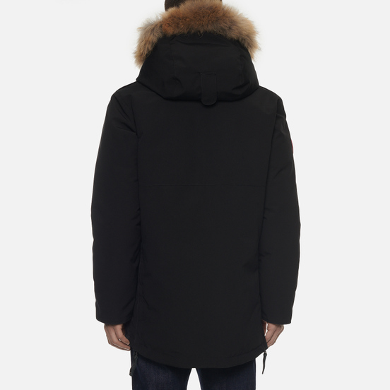 Мужская куртка парка Arctic Explorer Polus Black
