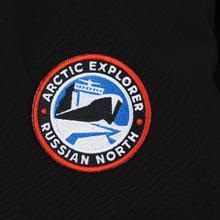 Мужская куртка парка Arctic Explorer Polus Black фото- 6