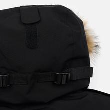 Мужская куртка парка Arctic Explorer Polus Black фото- 8