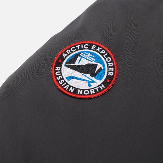 Мужская куртка парка Arctic Explorer Polus Grey