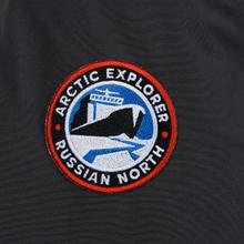 Мужская куртка парка Arctic Explorer Polus Grey фото- 6