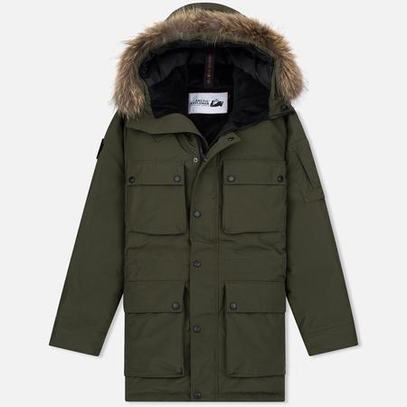 Мужская куртка парка Arctic Explorer SP-19 Khaki