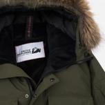 Мужская куртка парка Arctic Explorer SP-19 Khaki фото- 2