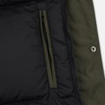 Мужская куртка парка Arctic Explorer SP-19 Khaki фото- 9