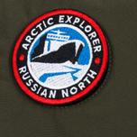 Мужская куртка парка Arctic Explorer SP-19 Khaki фото- 5