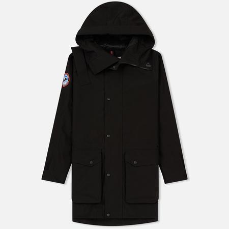 Мужская куртка парка Arctic Explorer Storm Black