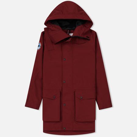 Мужская куртка парка Arctic Explorer Storm Wine