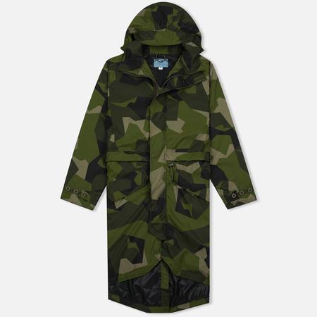 Мужская куртка парка ArkAir B520AA Fully Lined Nylon Swedish Camo