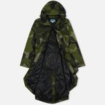 Мужская куртка парка ArkAir B520AA Fully Lined Nylon Swedish Camo фото- 1