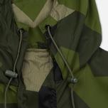 Мужская куртка парка ArkAir B520AA Fully Lined Nylon Swedish Camo фото- 3