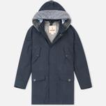 Мужская куртка парка Baracuta 3L Eskimo Windbreaker Twist Marine фото- 0