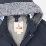 Мужская куртка парка Baracuta 3L Eskimo Windbreaker Twist Marine фото- 2