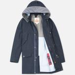 Мужская куртка парка Baracuta 3L Eskimo Windbreaker Twist Marine фото- 1