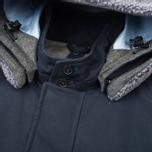 Мужская куртка парка Baracuta 3L Eskimo Windbreaker Twist Marine фото- 3
