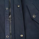 Мужская куртка парка Baracuta 3L Eskimo Windbreaker Twist Marine фото- 4