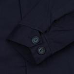 Мужская куртка парка Bleu De Paname Gabardine Fishtail Denim Blue Paname фото- 6