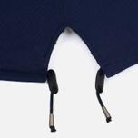 Мужская куртка парка Bleu De Paname Gabardine Natte Blue фото- 6