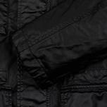 Мужская демисезонная куртка C.P. Company Rubber Goggle Black фото- 3