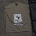Мужская демисезонная куртка C.P. Company Rubber Goggle Black фото- 4
