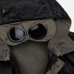 Мужская демисезонная куртка C.P. Company Rubber Goggle Black фото- 6