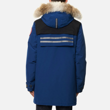 Мужская куртка парка Canada Goose Erickson Northern Night фото- 5