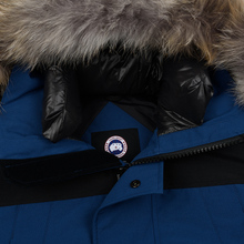Мужская куртка парка Canada Goose Erickson Northern Night фото- 1