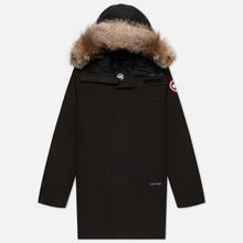 Мужская куртка парка Canada Goose Langford Black фото- 0
