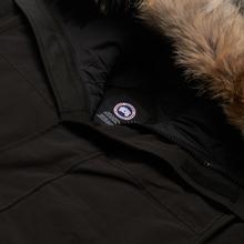 Мужская куртка парка Canada Goose Langford Black фото- 2