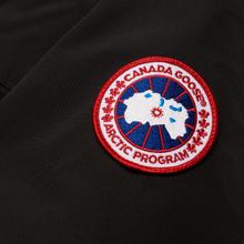 Мужская куртка парка Canada Goose Langford Black фото- 1