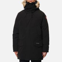 Мужская куртка парка Canada Goose Langford Black фото- 5