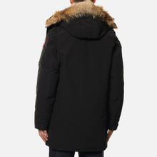 Мужская куртка парка Canada Goose Langford Black фото- 6