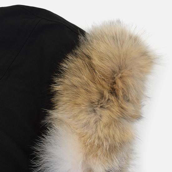 Мужская куртка парка Canada Goose Langford Black