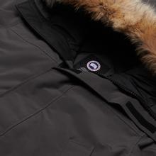 Мужская куртка парка Canada Goose Langford Graphite фото- 2