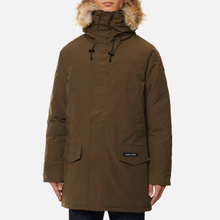Мужская куртка парка Canada Goose Langford Military Green фото- 5