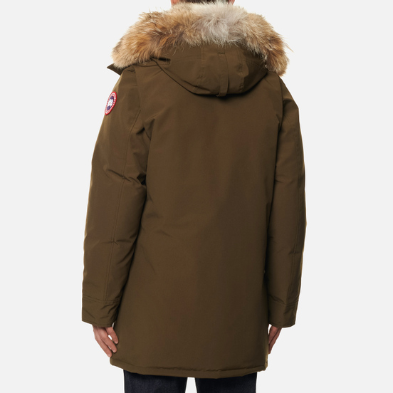 Мужская куртка парка Canada Goose Langford Military Green