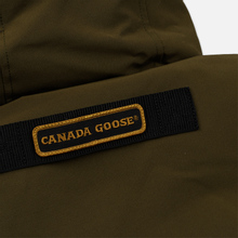 Мужская куртка парка Canada Goose Langford Military Green фото- 7