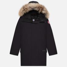 Мужская куртка парка Canada Goose Langford Navy фото- 0