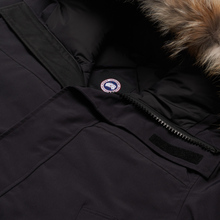 Мужская куртка парка Canada Goose Langford Navy фото- 2