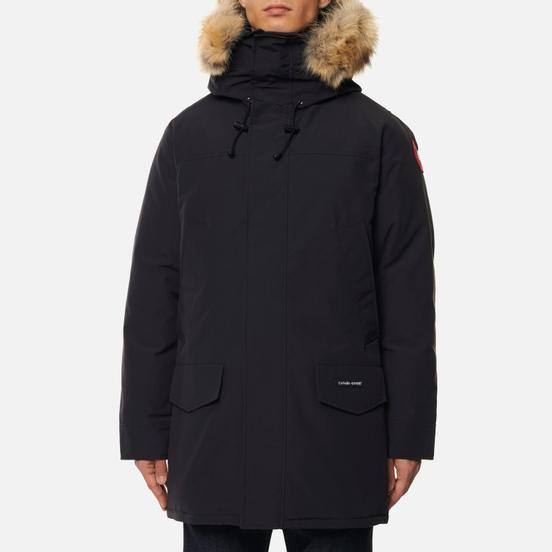 Мужская куртка парка Canada Goose Langford Navy