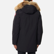 Мужская куртка парка Canada Goose Langford Navy фото- 6