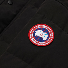 Мужская куртка парка Canada Goose Wyndham Black фото- 1