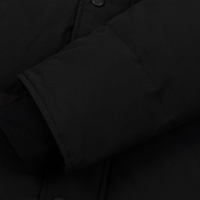 Мужская куртка парка Canada Goose Wyndham Black фото- 6