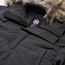 Мужская куртка парка Canada Goose Wyndham Graphite фото- 2