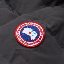 Мужская куртка парка Canada Goose Wyndham Graphite фото- 1