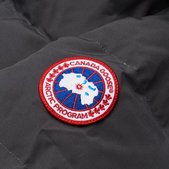 Мужская куртка парка Canada Goose Wyndham Graphite