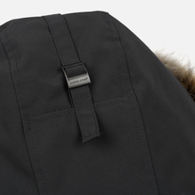 Мужская куртка парка Canada Goose Wyndham Graphite фото- 8