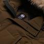 Мужская куртка парка Canada Goose Wyndham Military Green фото - 2